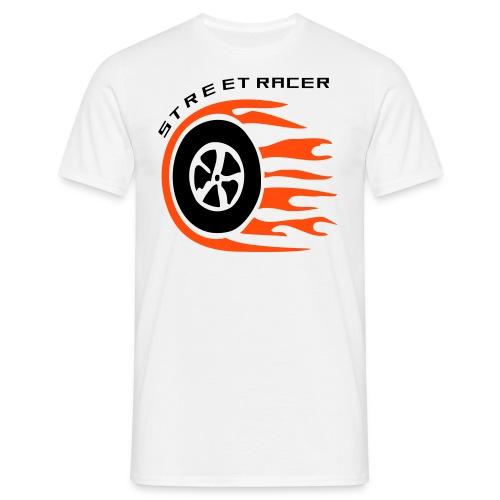 Street Racer T Shirt - Men's T-Shirt