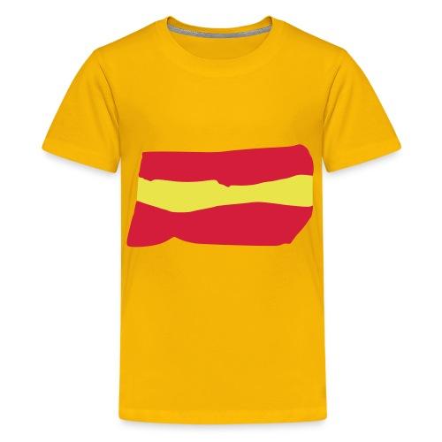 espanol - Teenager Premium T-shirt