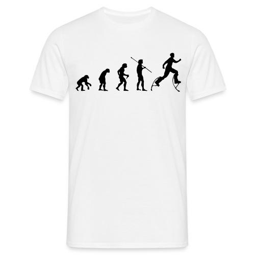 L'évolution - T-shirt Homme