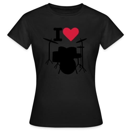 Ines shirt - T-skjorte for kvinner