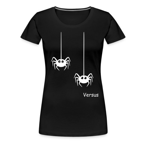 Spiders - Frauen Premium T-Shirt