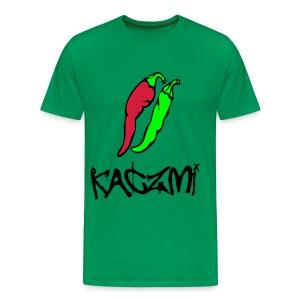 Kaczmi - Papryka - Koszulka męska Premium