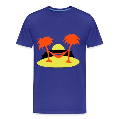 TS smile - T-shirt Premium Homme