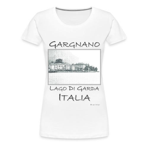 gargnano 05925 - Women's Premium T-Shirt