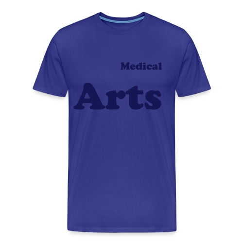 Medical Arts - Mannen Premium T-shirt