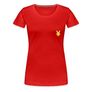 Capitalism Is Great - Women's Classic - Women's Premium T-Shirt