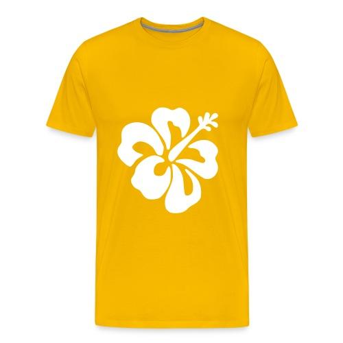 Flower Shirt - Men's Premium T-Shirt