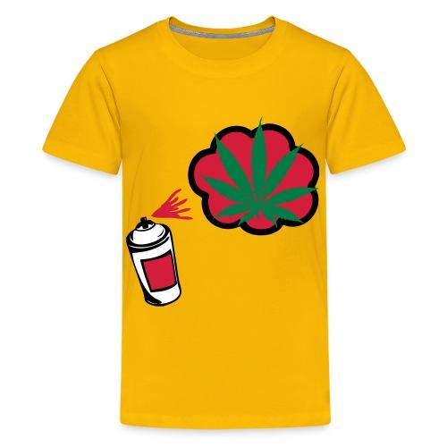 CHILL GRAFITTI - Teenager Premium T-Shirt