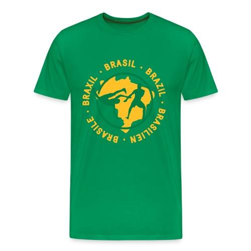 LOVE CAPOEIRA - T-shirt Premium Homme