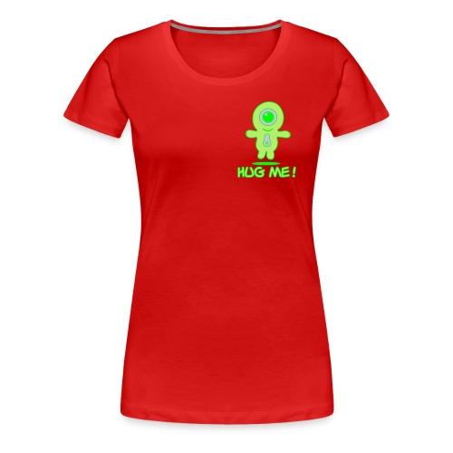 hug me - T-shirt Premium Femme
