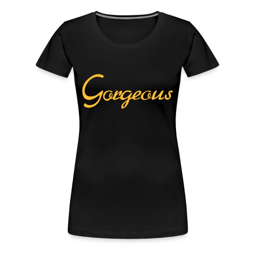 Beautiful Women - Women's Premium T-Shirt