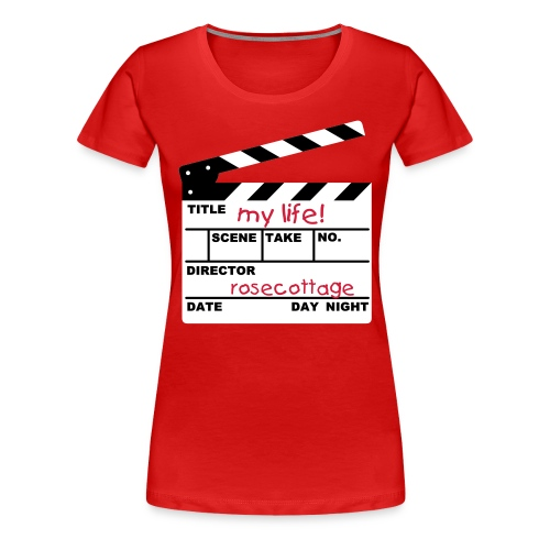 Hollywood II - Women's Premium T-Shirt