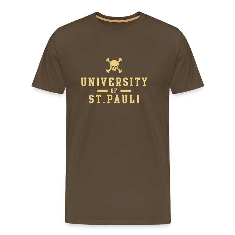 university of st pauli t shirt spreadshirt. Black Bedroom Furniture Sets. Home Design Ideas