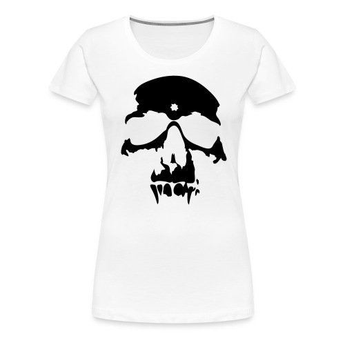 SkuLL INSANITY (Short Sleeve) - Women's Premium T-Shirt