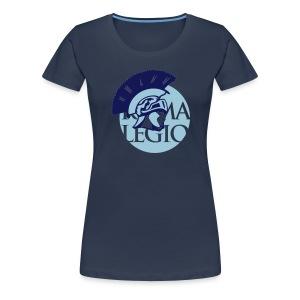 Camiseta Mujer Girlie Clasica Roman Legio - Camiseta premium mujer