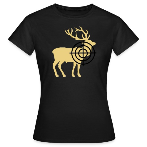 Blattschuss dames - Vrouwen T-shirt