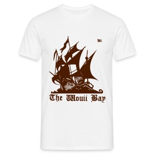 T Shirt The Wouii Bay couleur au choix - T-shirt Homme