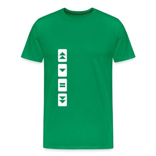 PLAY N STOP T SHIRT - Men's Premium T-Shirt