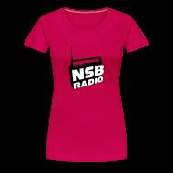 T-Shirts ~ Women's Premium T-Shirt ~ Ladies Classic Pink T