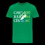 Camisetas ~ Camiseta premium hombre ~ Camiseta Hombre Basis Cayo Julio Cesar