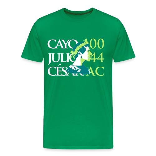 Camiseta Hombre Basis Cayo Julio Cesar - Camiseta premium hombre