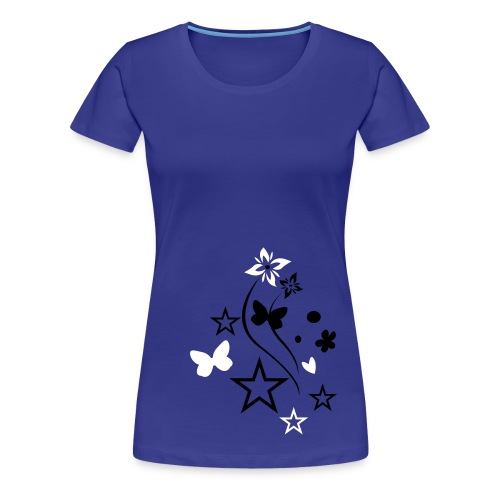 FLUTTERBY! - Women's Premium T-Shirt