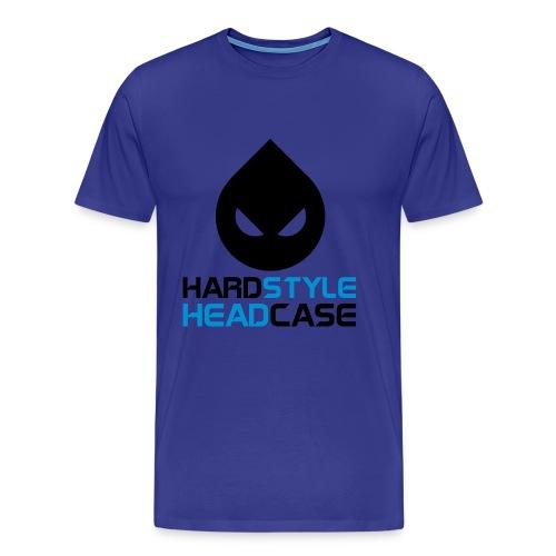 hardstyle headcase - Mannen Premium T-shirt