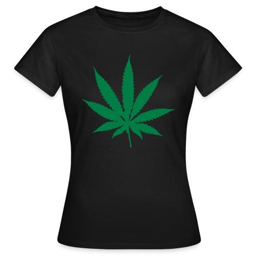 Cannabis - Camiseta mujer