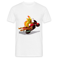 T-shirts ~ Herre-T-shirt ~ Let out the wildcat, t-shirt