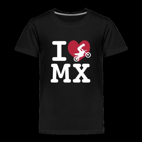 I love MX - T-shirt Premium Enfant