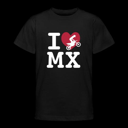 I love MX - T-shirt Ado
