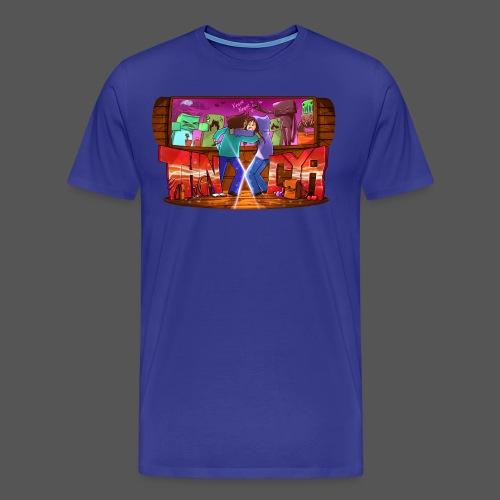 MENS - Never Say Goodbye - Men's Premium T-Shirt