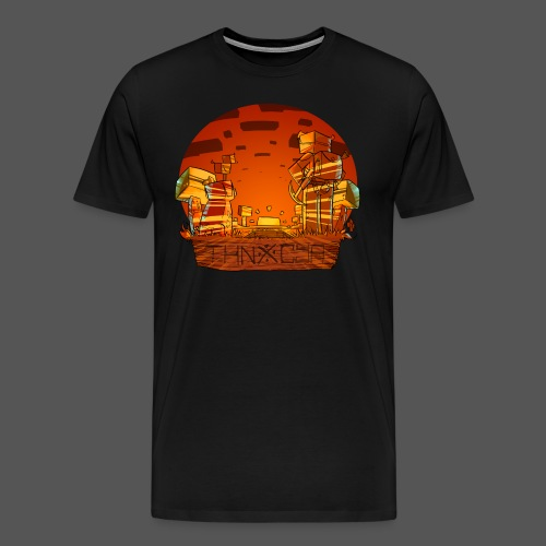 MEN'S - Sunset - Men's Premium T-Shirt