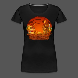 WOMEN'S - Sunset - Women's Premium T-Shirt