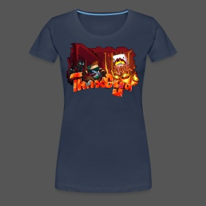 WOMEN'S - Nether - Women's Premium T-Shirt