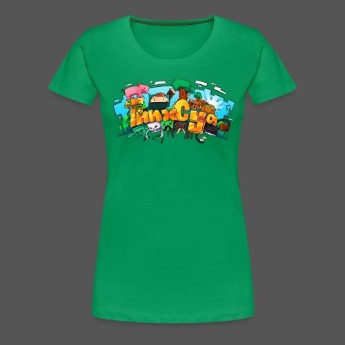 WOMEN'S - Classic  - Women's Premium T-Shirt