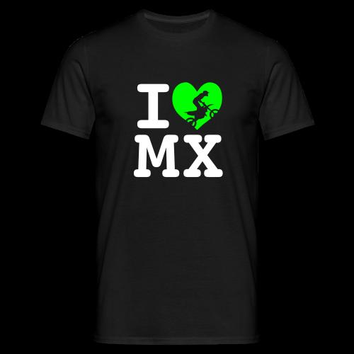 I love MX - T-shirt Homme