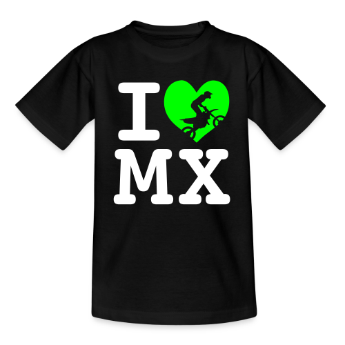 I love MX - T-shirt Ado