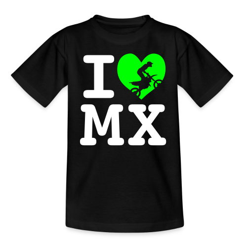 I love MX - T-shirt Enfant