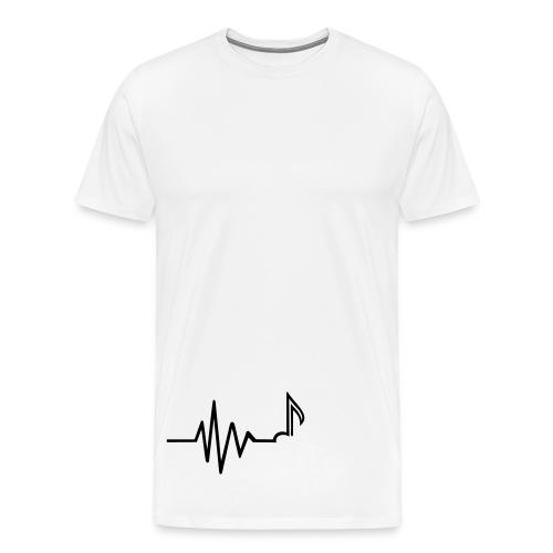 Frequency - Maglietta Premium da uomo