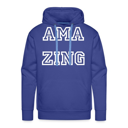 AMAZING sweater MEN - Mannen Premium hoodie