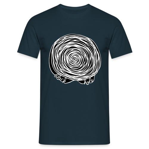 Black hole  - T-shirt Homme