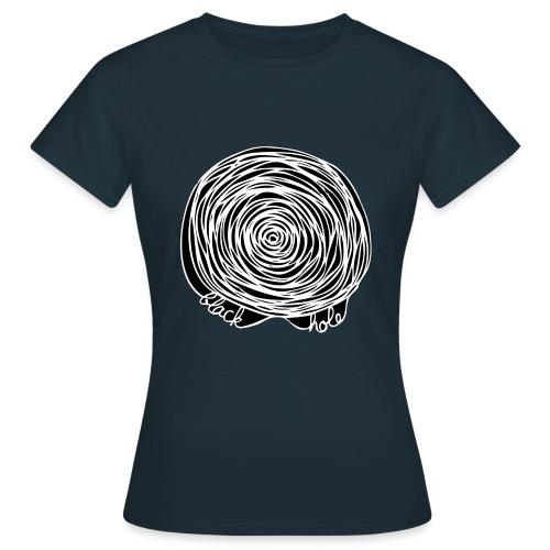 Black hole  - T-shirt Femme