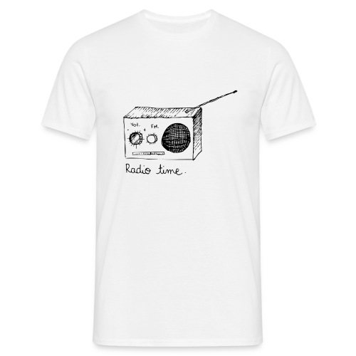 Radio time - T-shirt Homme