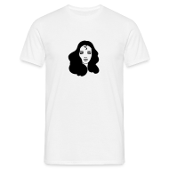 T-Shirts ~ Männer T-Shirt ~ FB Head + Logo black