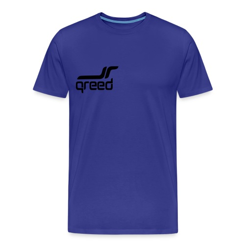 Greed - Premium-T-shirt herr