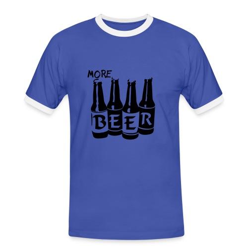 More Beer - Men's Ringer Shirt