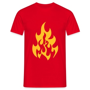 APF Red Men - T-shirt Homme