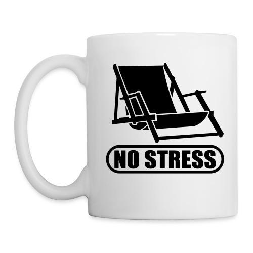 'No Stress' Mug - Mug
