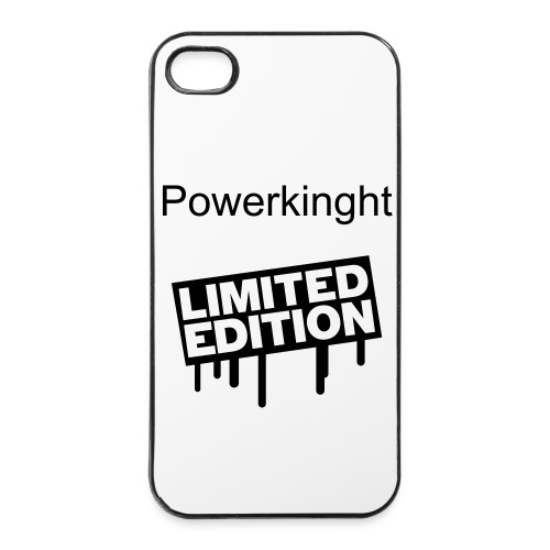 iPhone 4/4S - Powerkinght Cover (Limted Edition) - iPhone 4/4s Hard Case